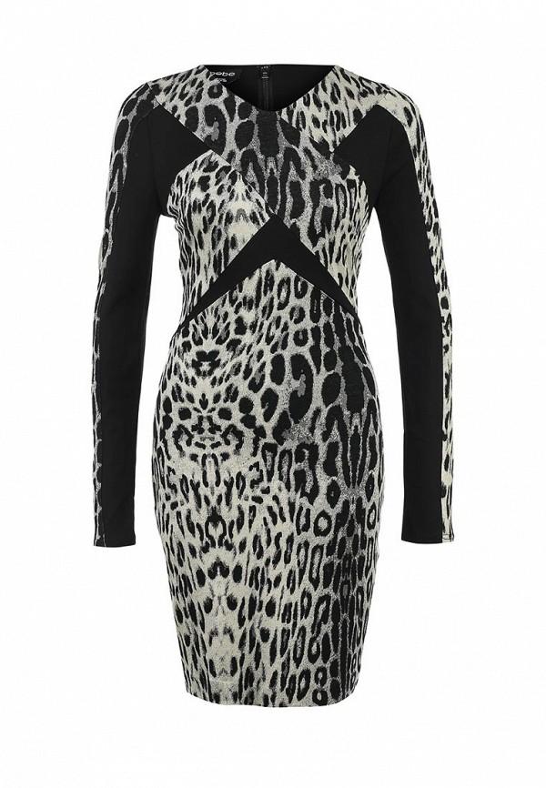 Платье-миди Bebe (Бебе) 70FT5101T732: изображение 1