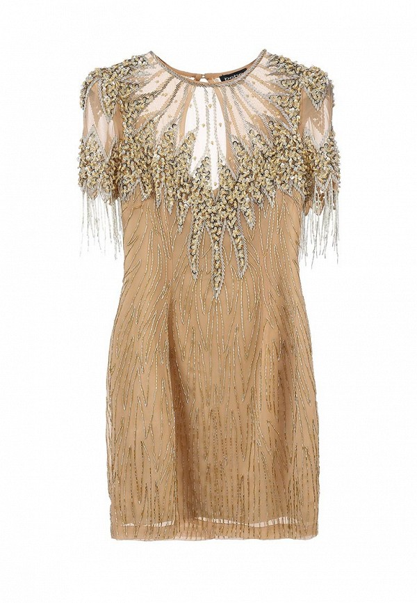 Платье-мини Bebe (Бебе) 70FUL101L920: изображение 1