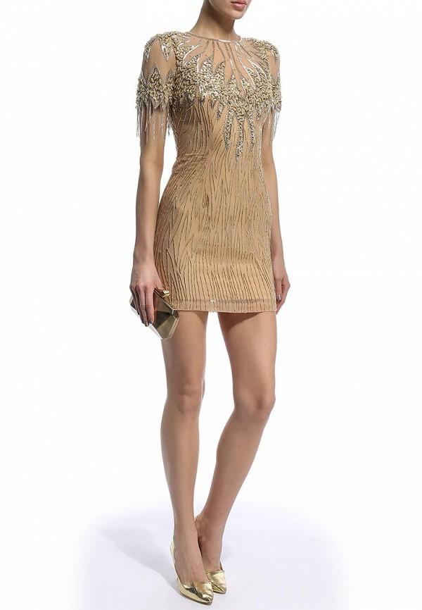 Платье-мини Bebe (Бебе) 70FUL101L920: изображение 2