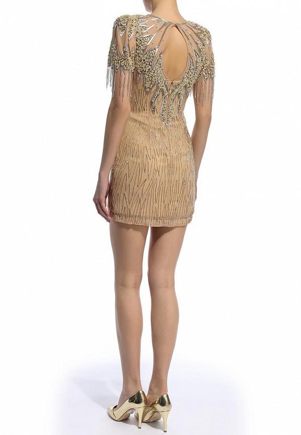 Платье-мини Bebe (Бебе) 70FUL101L920: изображение 3