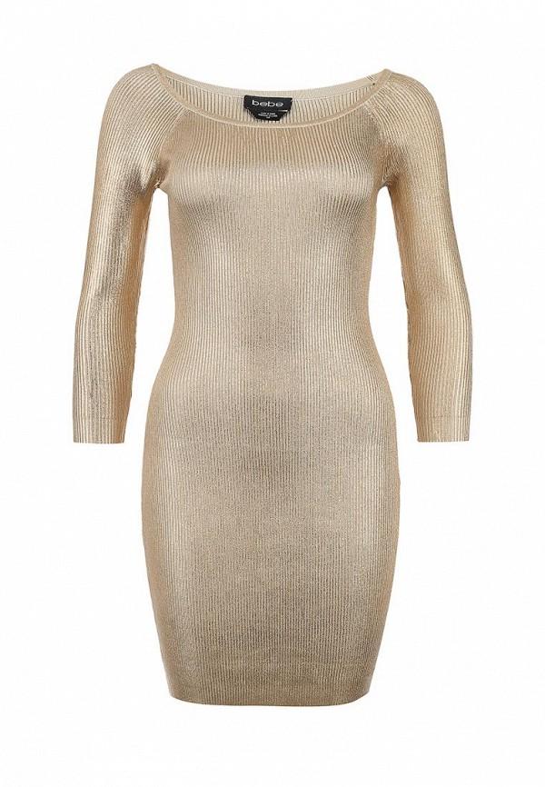 Платье-мини Bebe (Бебе) S0G9E1019500: изображение 1