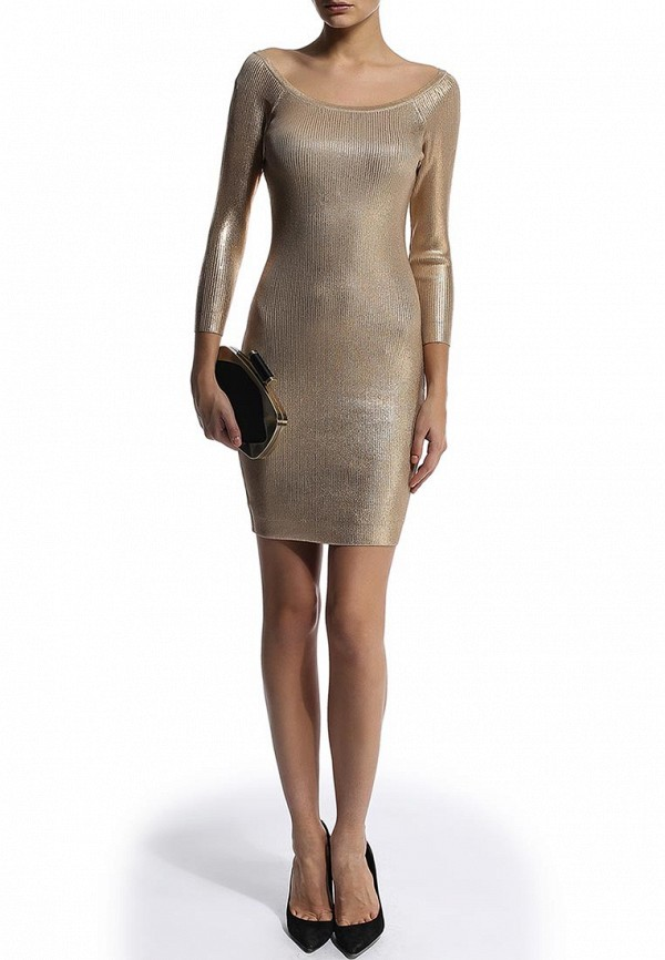 Платье-мини Bebe (Бебе) S0G9E1019500: изображение 2