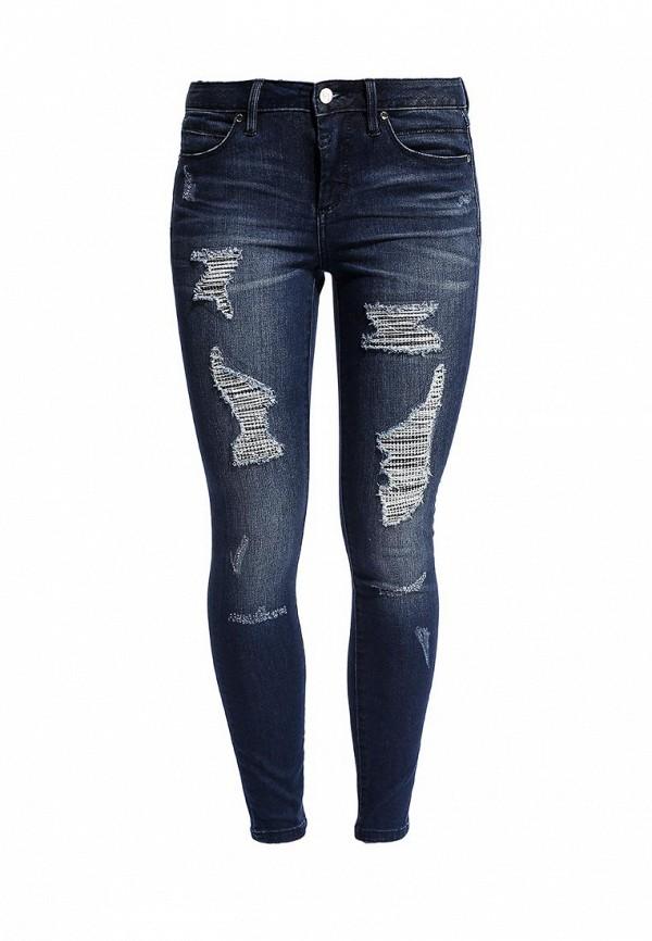 Зауженные джинсы Bebe (Бебе) 30BDM101S345: изображение 1