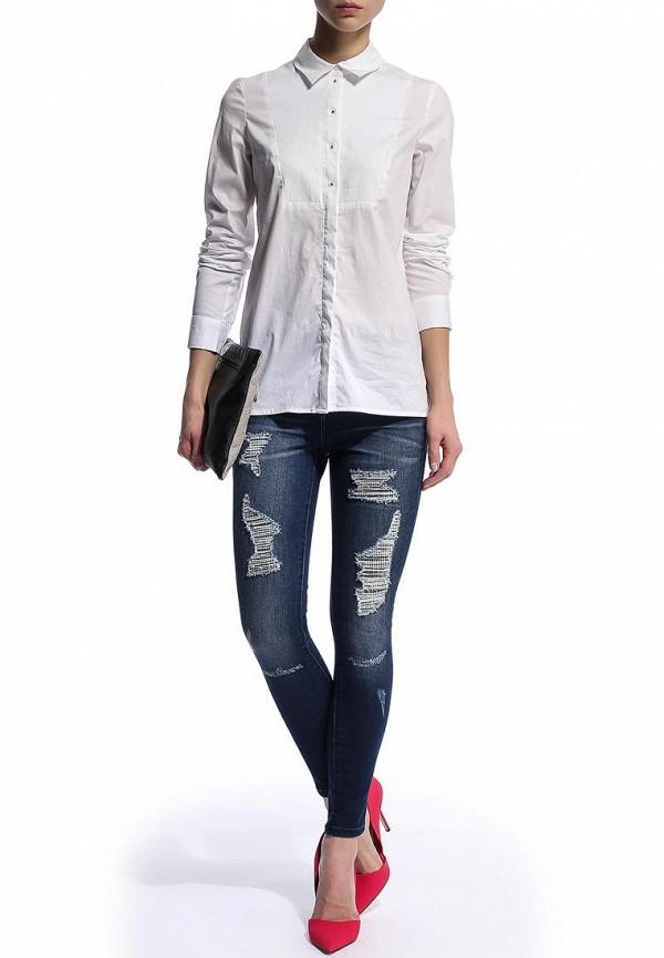 Зауженные джинсы Bebe (Бебе) 30BDM101S345: изображение 2