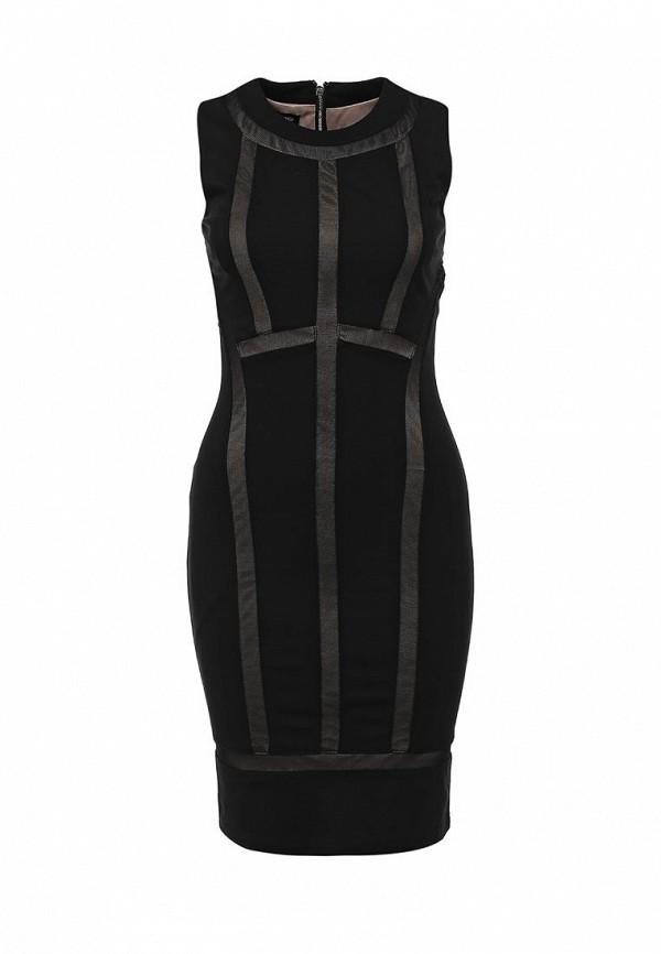 Платье-миди Bebe (Бебе) 70FW4101N060: изображение 1