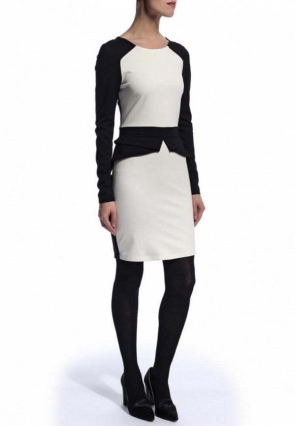 Платье-миди Bebe (Бебе) 70FWW101N060: изображение 2