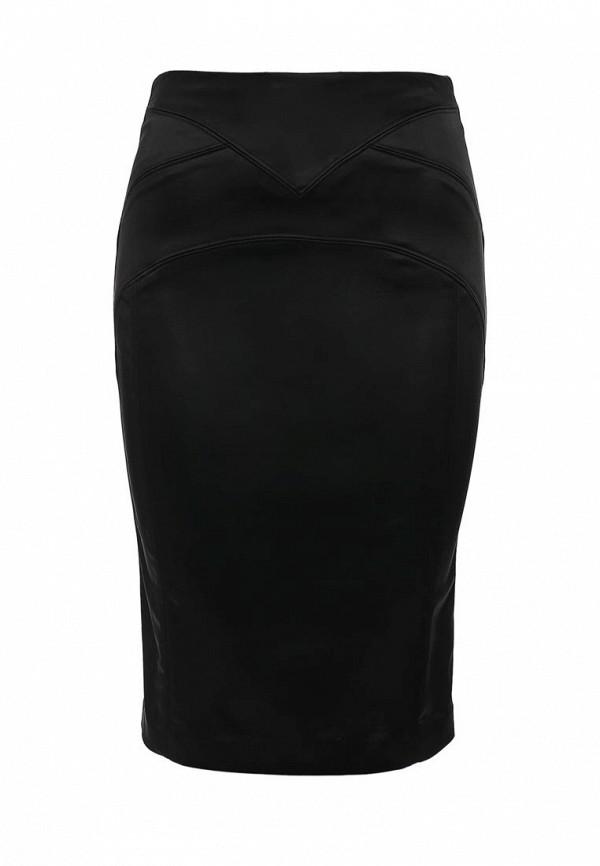Прямая юбка Bebe (Бебе) 206MU101G933: изображение 1
