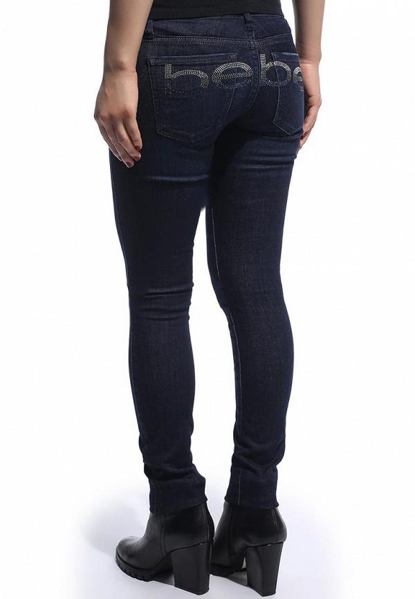 Зауженные джинсы Bebe (Бебе) 308MJ101L685: изображение 4