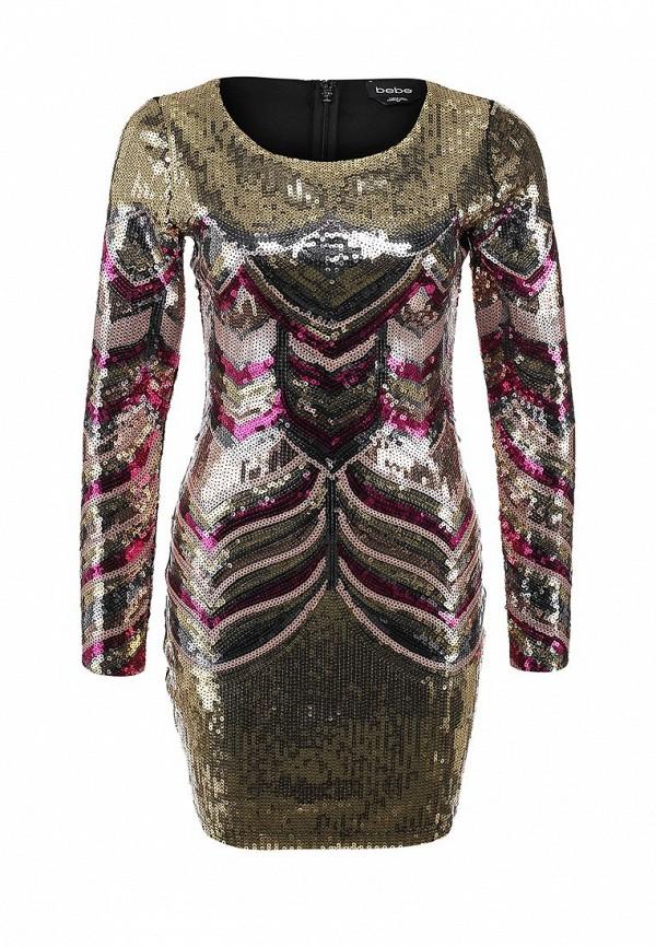 Платье-мини Bebe (Бебе) 70FT0202P854: изображение 1