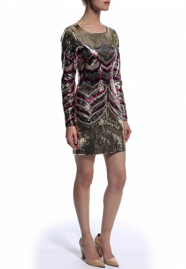 Платье-мини Bebe (Бебе) 70FT0202P854: изображение 3