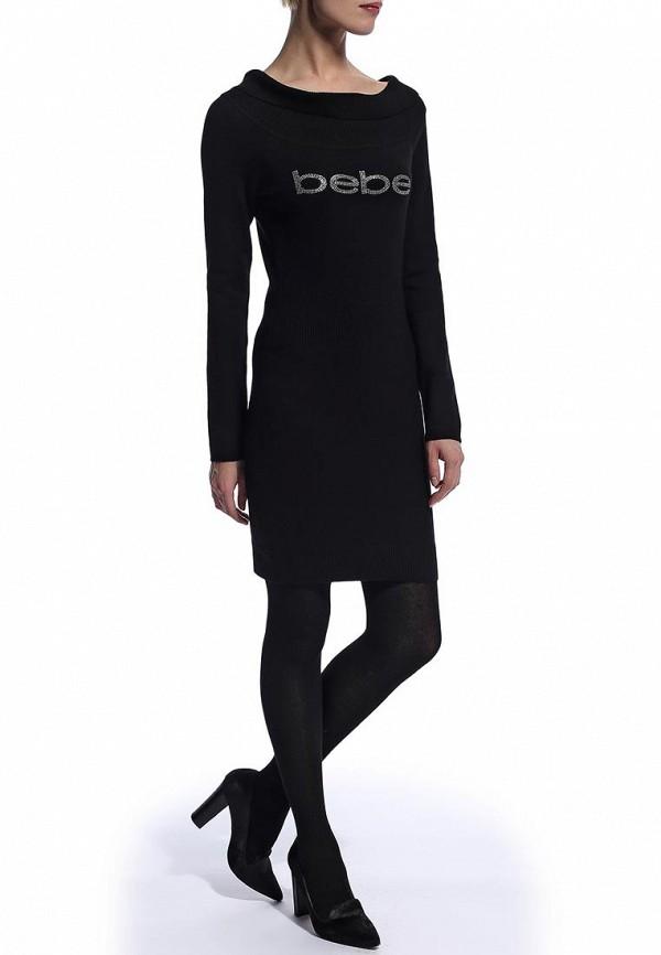 Вязаное платье Bebe (Бебе) S0GE41019500: изображение 2