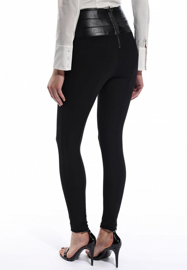 Женские зауженные брюки Bebe (Бебе) 30BA2101O744: изображение 4