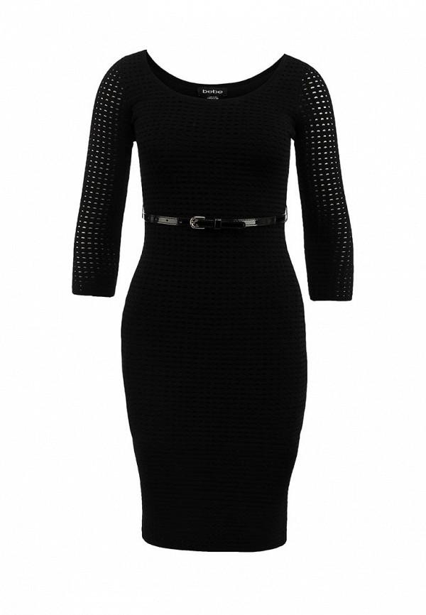Платье-миди Bebe (Бебе) S0GPU1019500: изображение 1