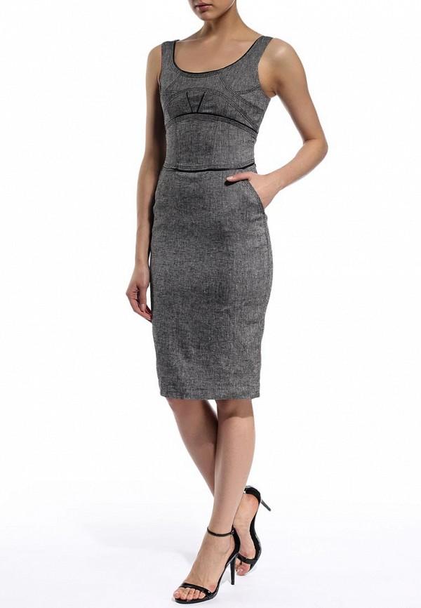 Платье-миди Bebe (Бебе) 70G7E101U681: изображение 3