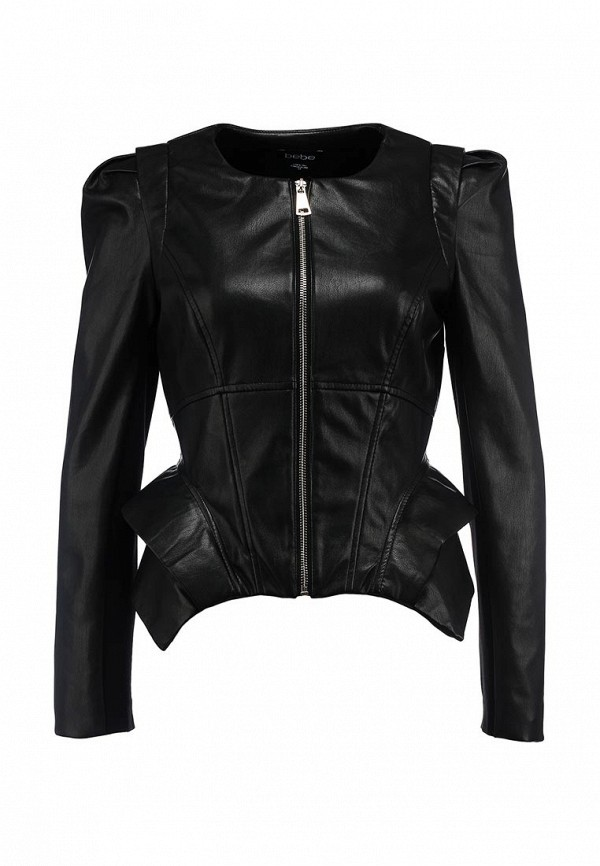 Кожаная куртка Bebe (Бебе) 1097B101V168: изображение 1