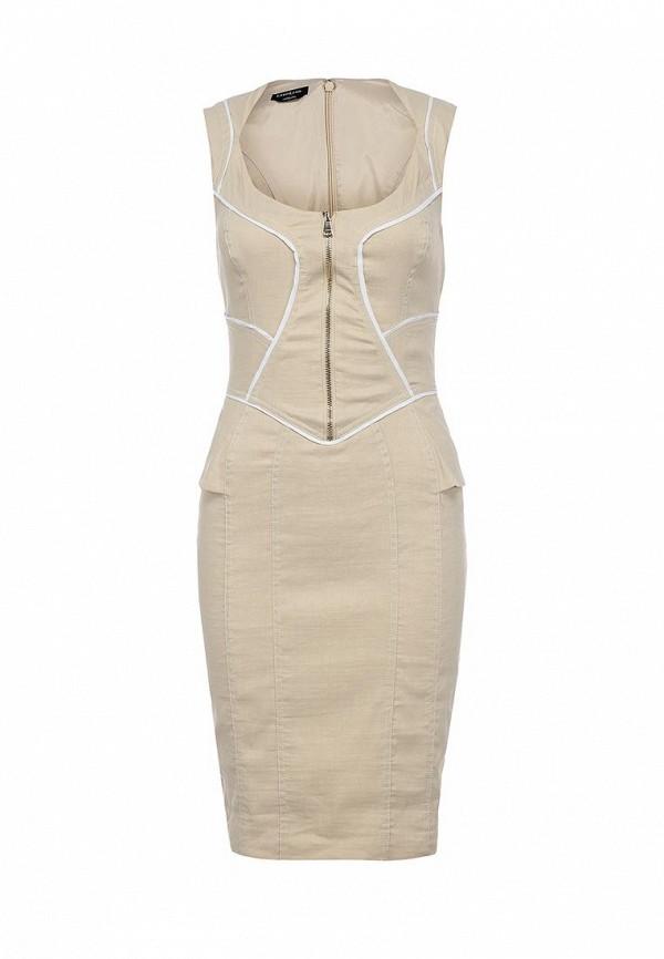 Платье-миди Bebe (Бебе) 70G7S101Q254: изображение 1