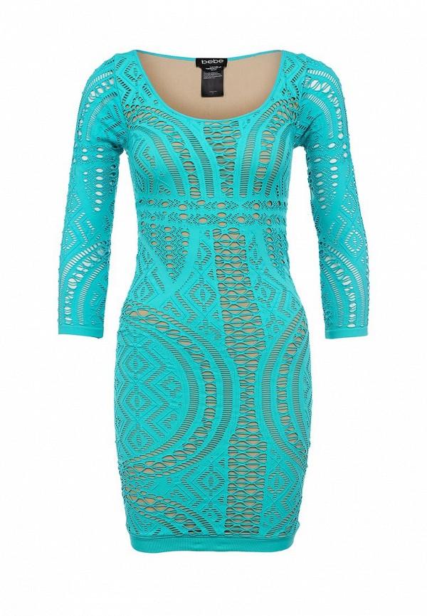 Платье-миди Bebe (Бебе) S0GZY1019600: изображение 1