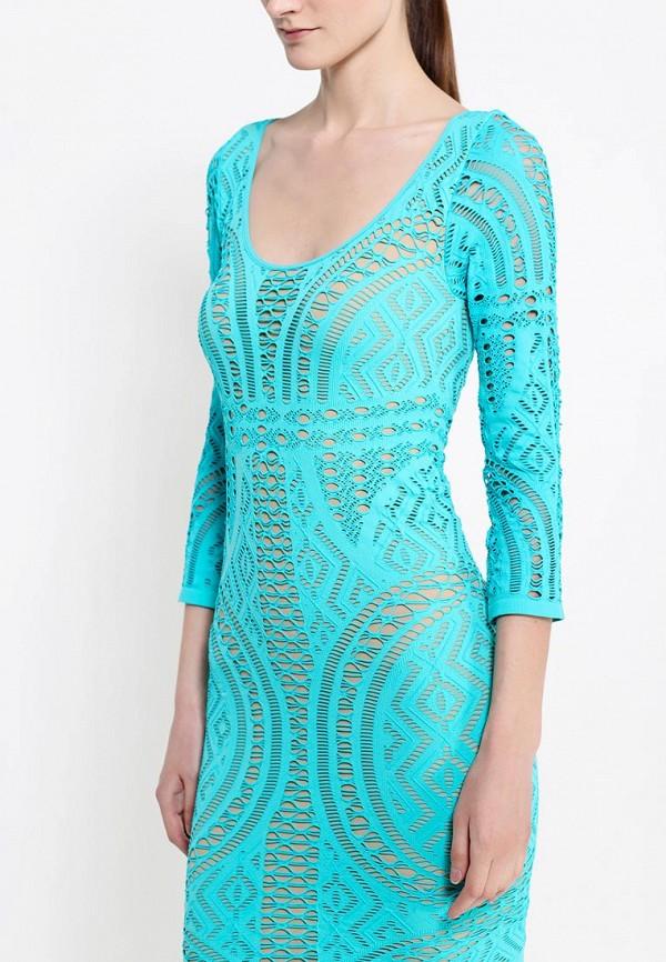 Платье-миди Bebe (Бебе) S0GZY1019600: изображение 2