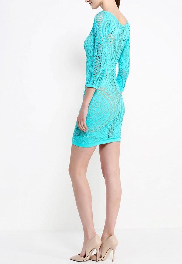 Платье-миди Bebe (Бебе) S0GZY1019600: изображение 4