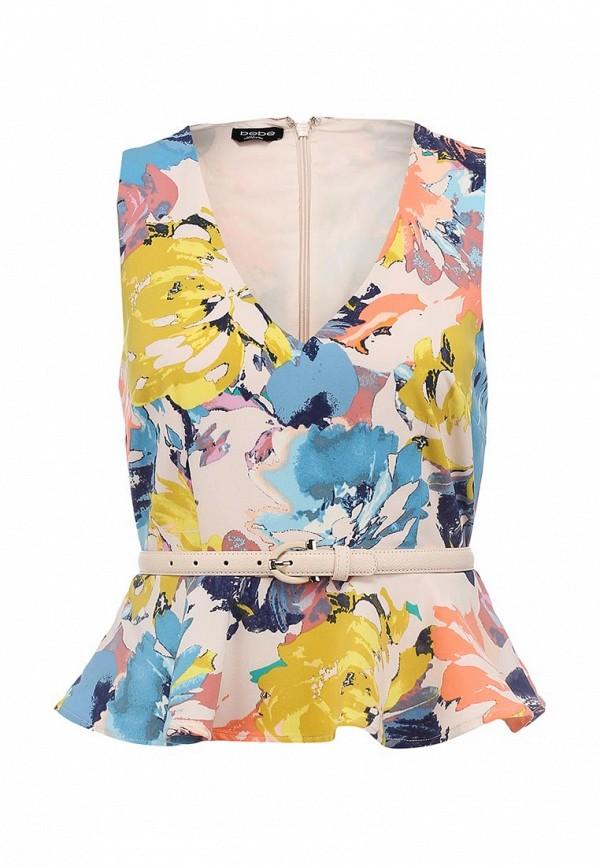 Платье-миди Bebe (Бебе) 70GEK101U606: изображение 1