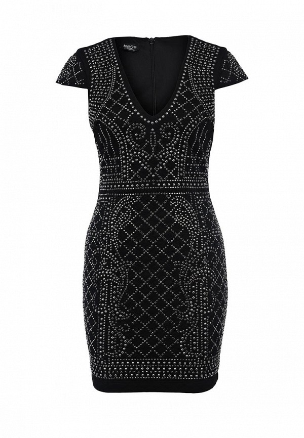 Платье-мини Bebe (Бебе) 70GPH1010000: изображение 1