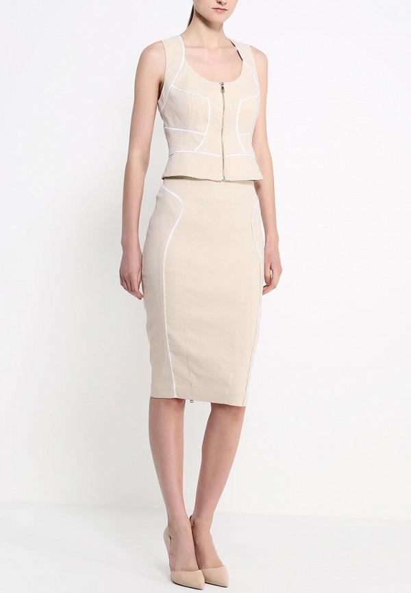 Узкая юбка Bebe (Бебе) 206SH101Q254: изображение 3