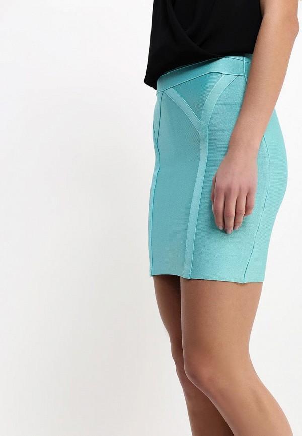 Узкая юбка Bebe (Бебе) S0FTC1019500: изображение 2