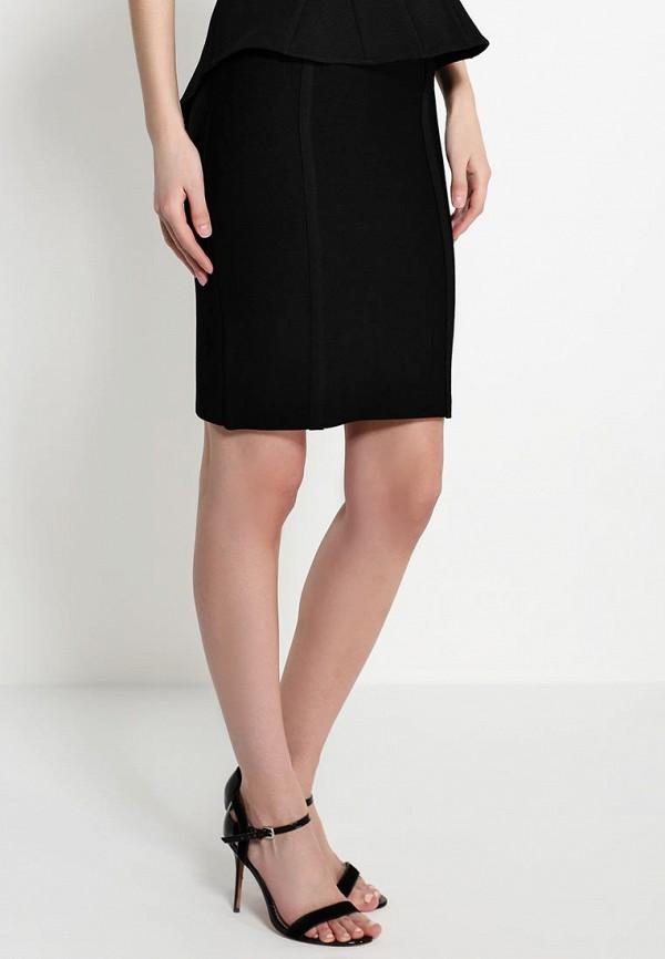 Узкая юбка Bebe (Бебе) S0E2X1039500: изображение 2