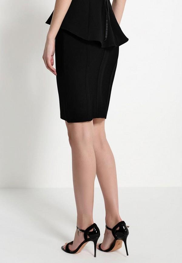 Узкая юбка Bebe (Бебе) S0E2X1039500: изображение 4
