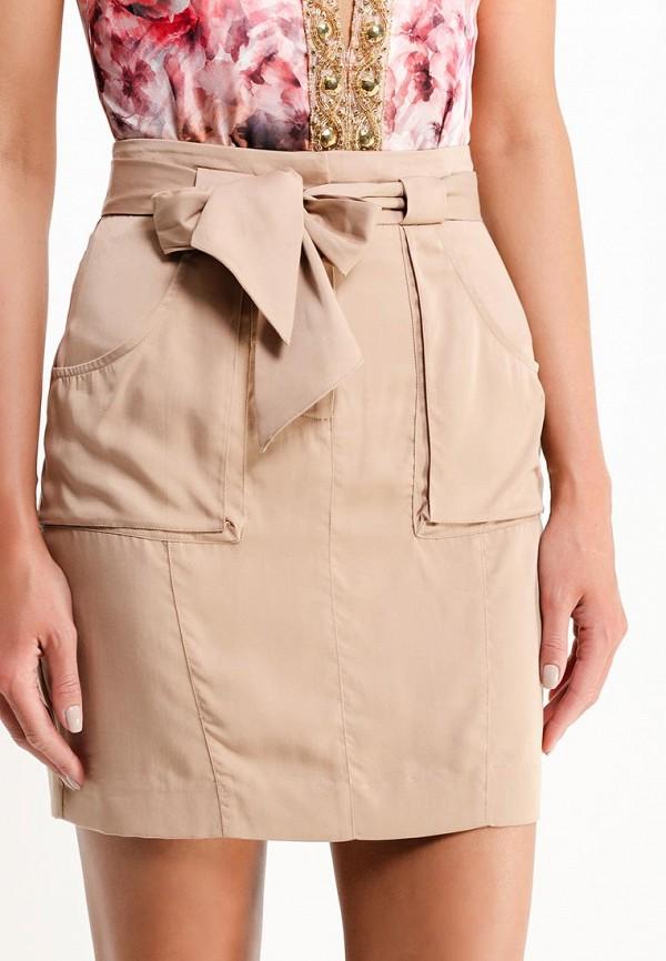 Прямая юбка Bebe (Бебе) 206T6101N944: изображение 2
