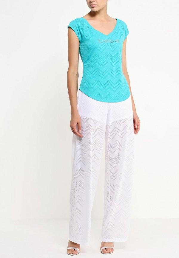Женские широкие и расклешенные брюки Bebe (Бебе) 30B10202V037: изображение 3