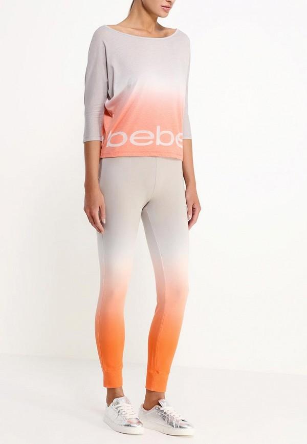 Женские спортивные брюки Bebe (Бебе) 30BXJ101Q530: изображение 3