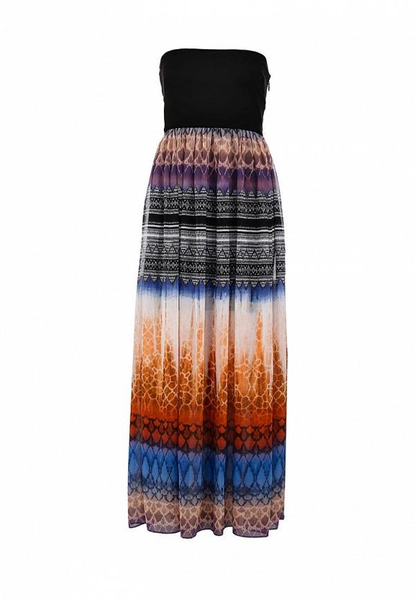 Платье-макси Bebe (Бебе) 70EDF102N646: изображение 1