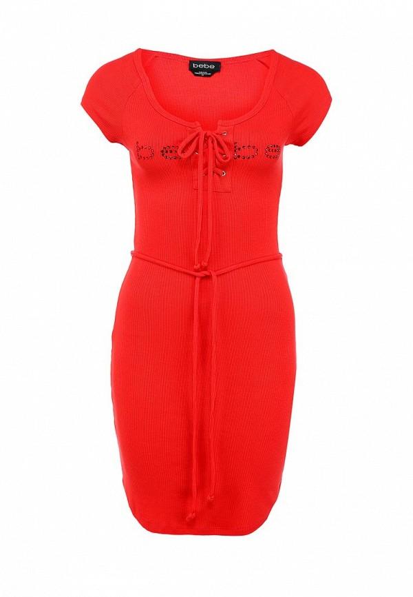 Платье-миди Bebe (Бебе) 70GBF101J306: изображение 1