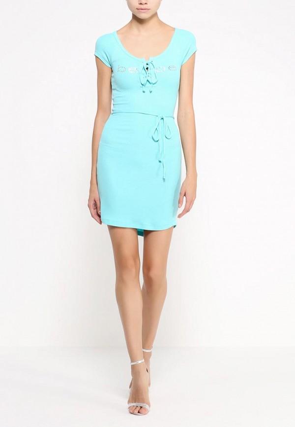 Платье-миди Bebe (Бебе) 70GBF101J306: изображение 3