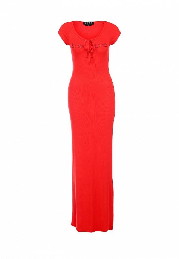 Платье-макси Bebe (Бебе) 70GBF102J306: изображение 1