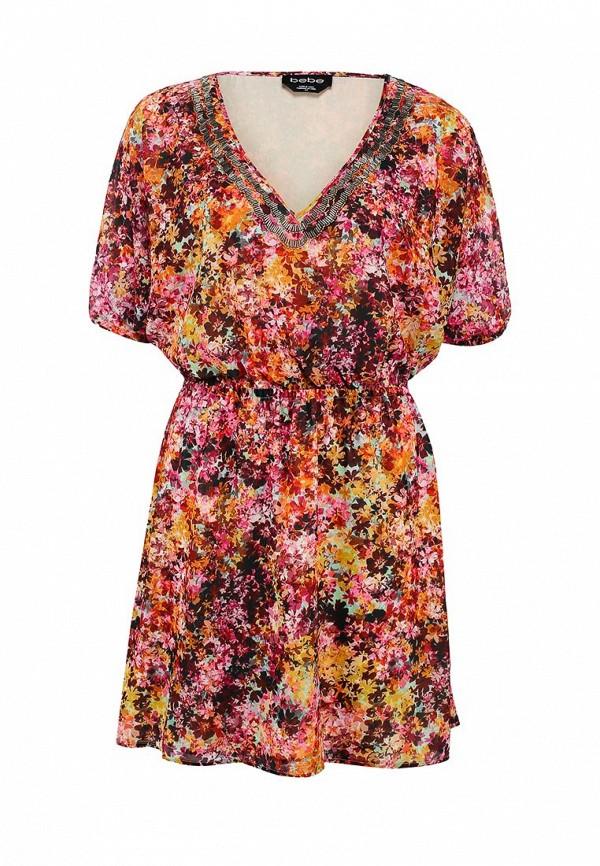Платье-миди Bebe (Бебе) 70GL3101O764: изображение 1