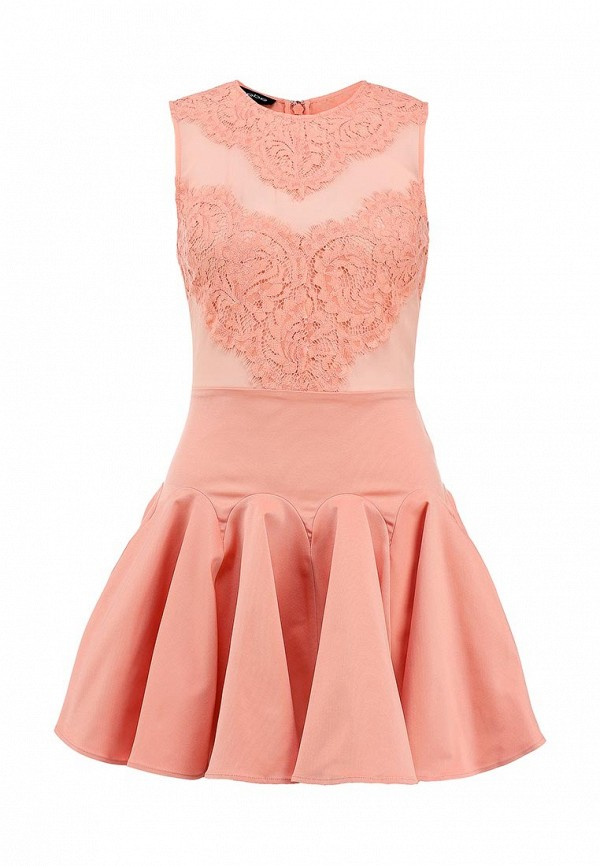 Платье-мини Bebe (Бебе) 70GLD101L920: изображение 1