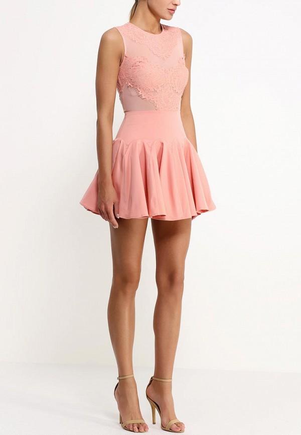Платье-мини Bebe (Бебе) 70GLD101L920: изображение 3
