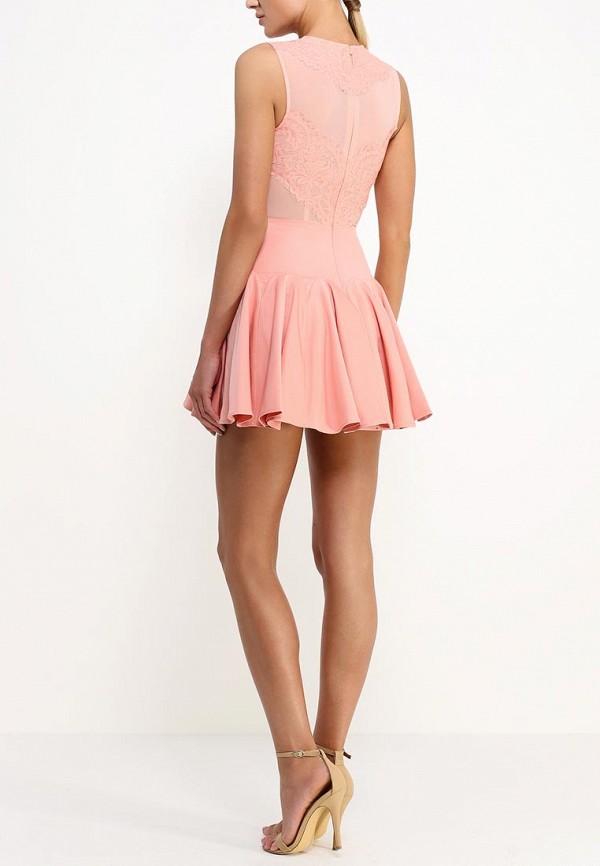 Платье-мини Bebe (Бебе) 70GLD101L920: изображение 4
