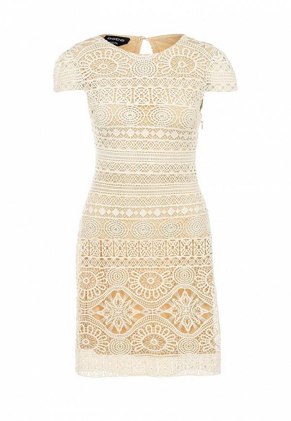 Платье-миди Bebe (Бебе) 70GQ11010000: изображение 1
