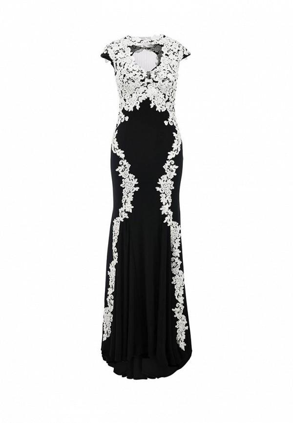 Платье-макси Bebe (Бебе) 70GQY1010000: изображение 1
