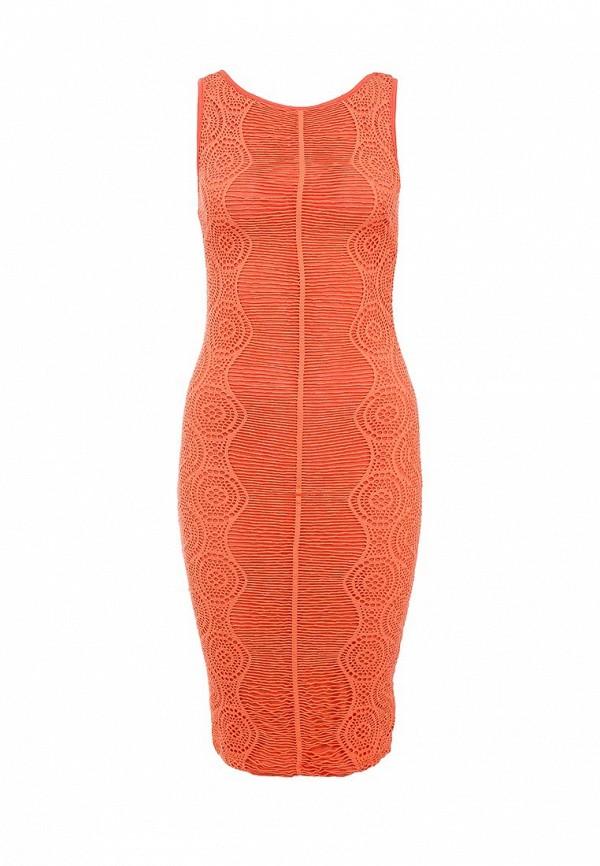Платье-миди Bebe (Бебе) 70GSJ101V036: изображение 1