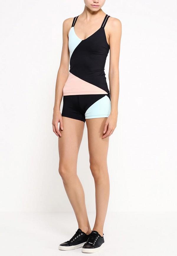 Женские спортивные шорты Bebe (Бебе) 93422126C478: изображение 3