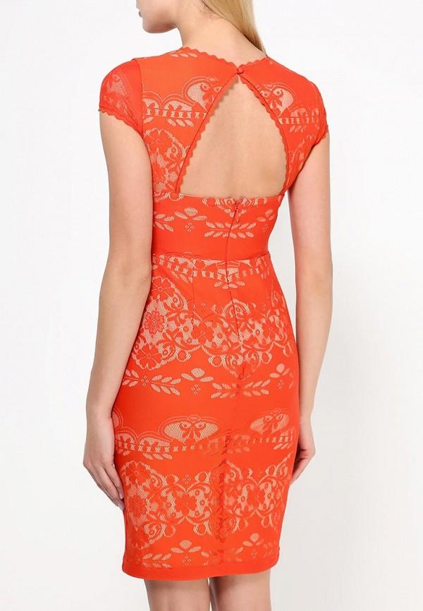 Платье-миди Bebe (Бебе) 70H8N1010000: изображение 4