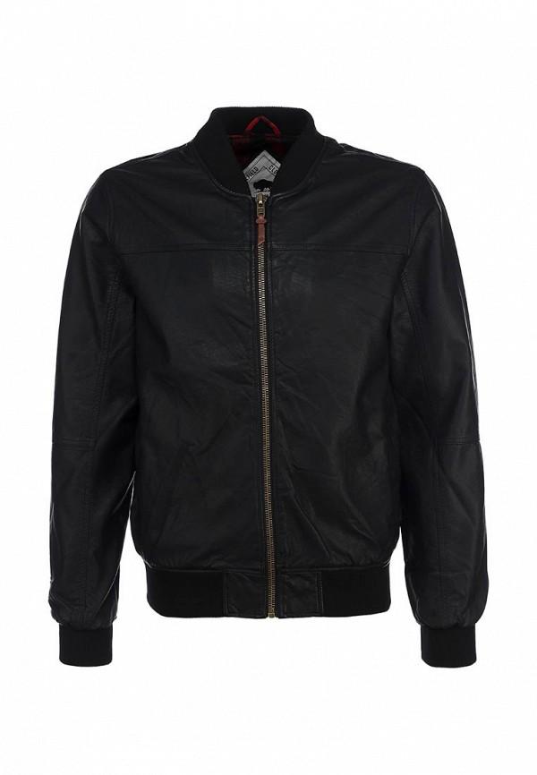 Кожаная куртка Bellfield B REX: изображение 1