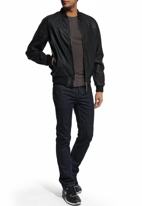 Кожаная куртка Bellfield B REX: изображение 5