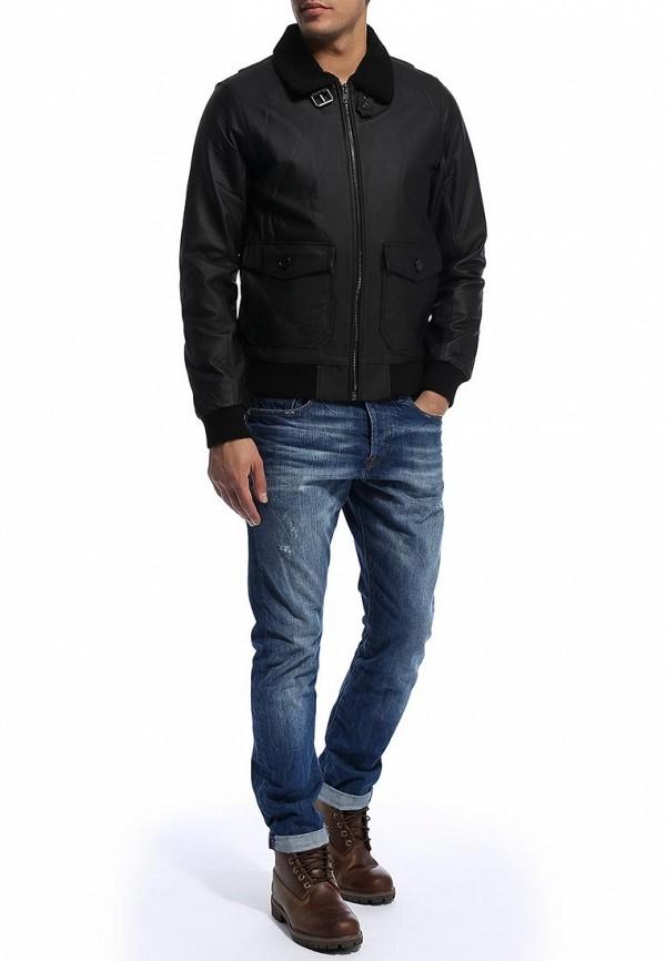 Кожаная куртка Bellfield B AXIS: изображение 3