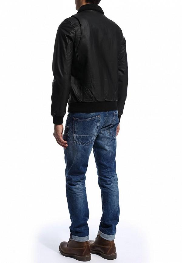 Кожаная куртка Bellfield B AXIS: изображение 4