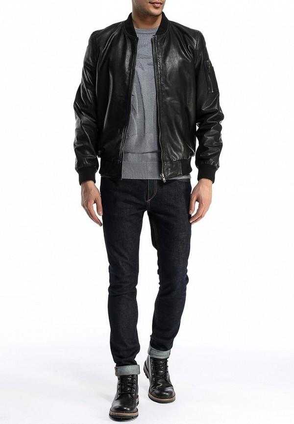 Кожаная куртка Bellfield B CRUISE: изображение 3